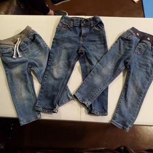 Boys Jean bundle 2-3t